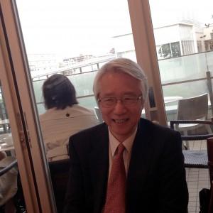 日本の可視光通信はこの人から始まった!  慶応義塾大学名誉教授 工学博士 中川正雄氏インタビュー【Vol.3】