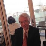 日本の可視光通信はこの人から始まった!  慶応義塾大学名誉教授 工学博士 中川正雄氏インタビュー【Vol.2】