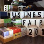 SC BUSINESS FAIR 2017に可視光通信登場!