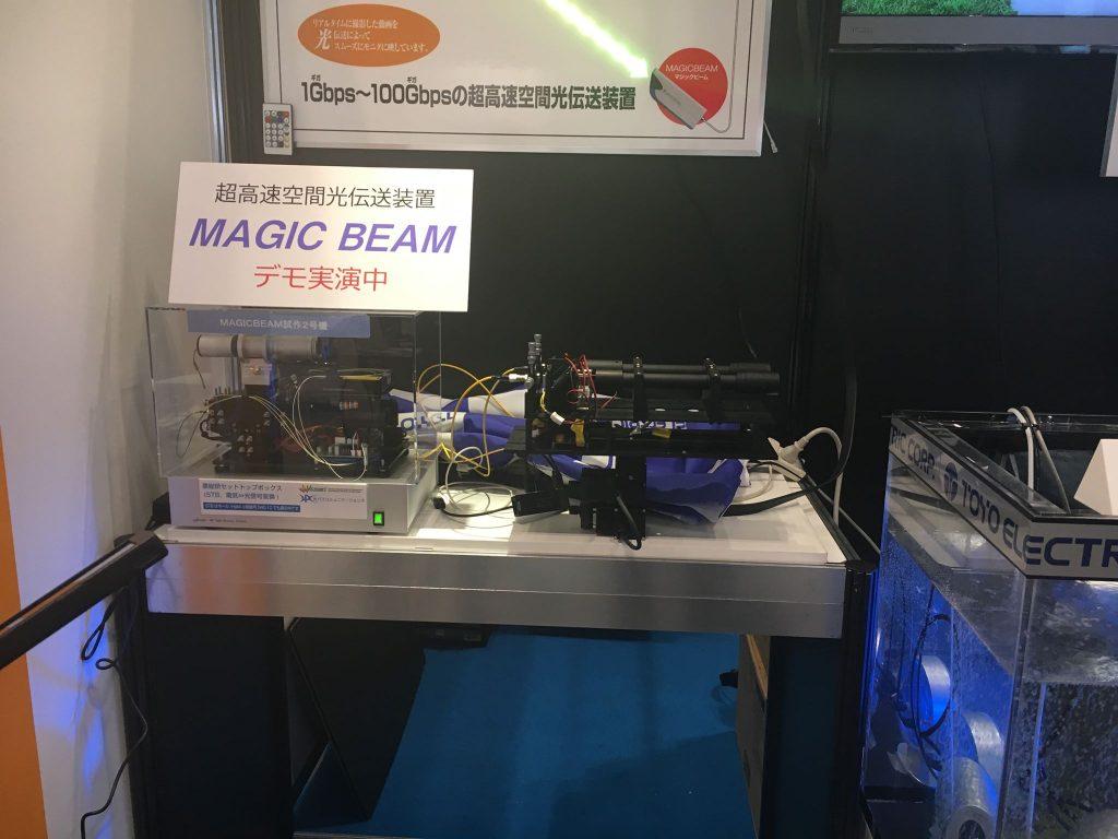 MagicBeam