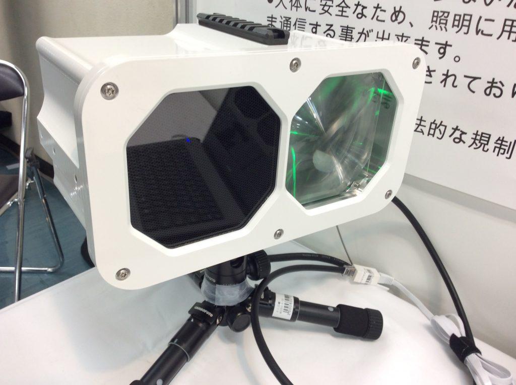 LED Backhaulシステムモジュール