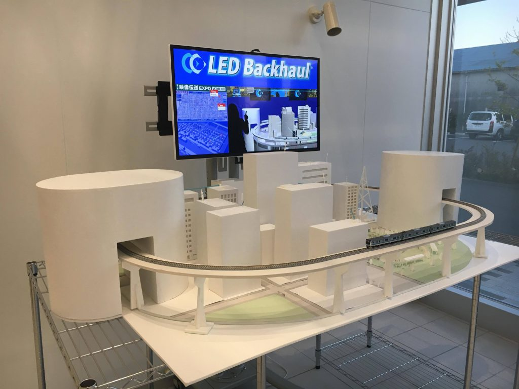 LED Backhaul
